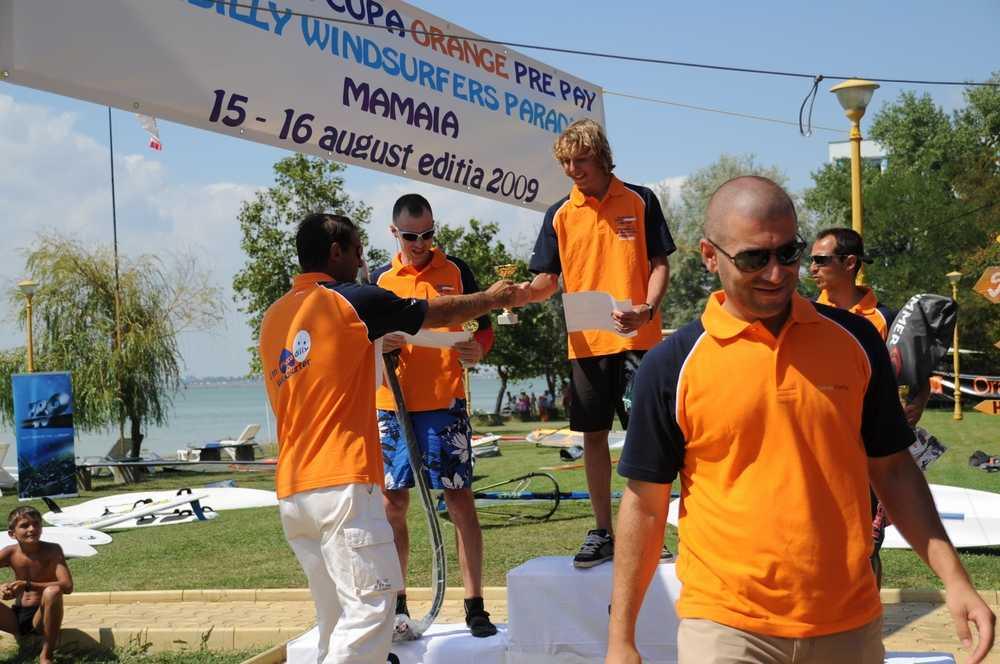 windsurfing cupa orange