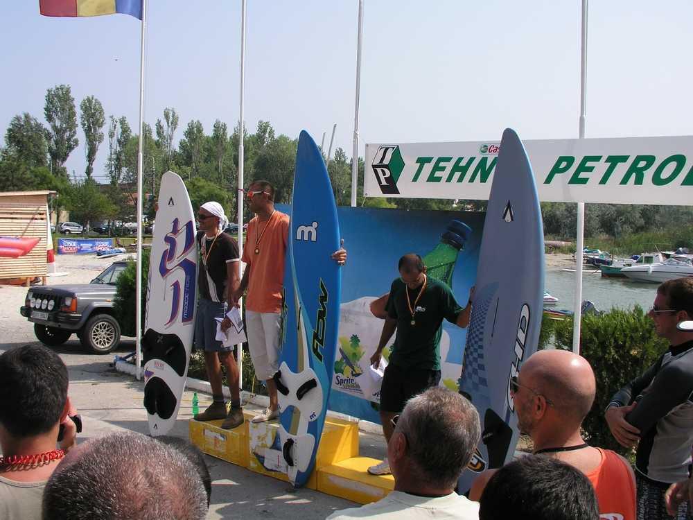 windsurfing ,nationale mamaia 2003