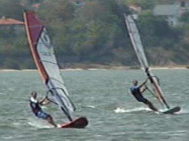 wikend la windsurfing